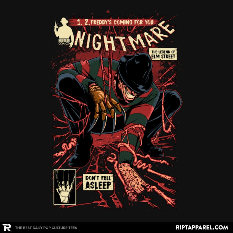 Nightmare - Best Seller - RIPT Apparel