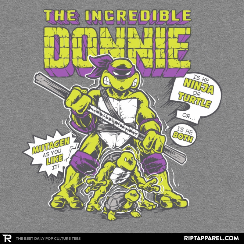 The Incredible Donnie Exclusive - RIPT Apparel