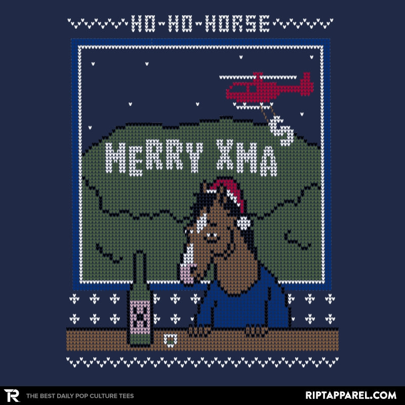 Ho-Ho-Horse! - Ugly Holiday - Collection Image - RIPT Apparel