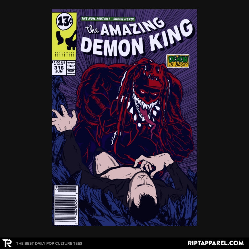 The Amazing Demon King - Collection Image - RIPT Apparel