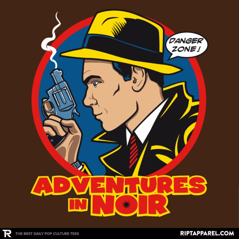 Adventures in Noir - Collection Image - RIPT Apparel
