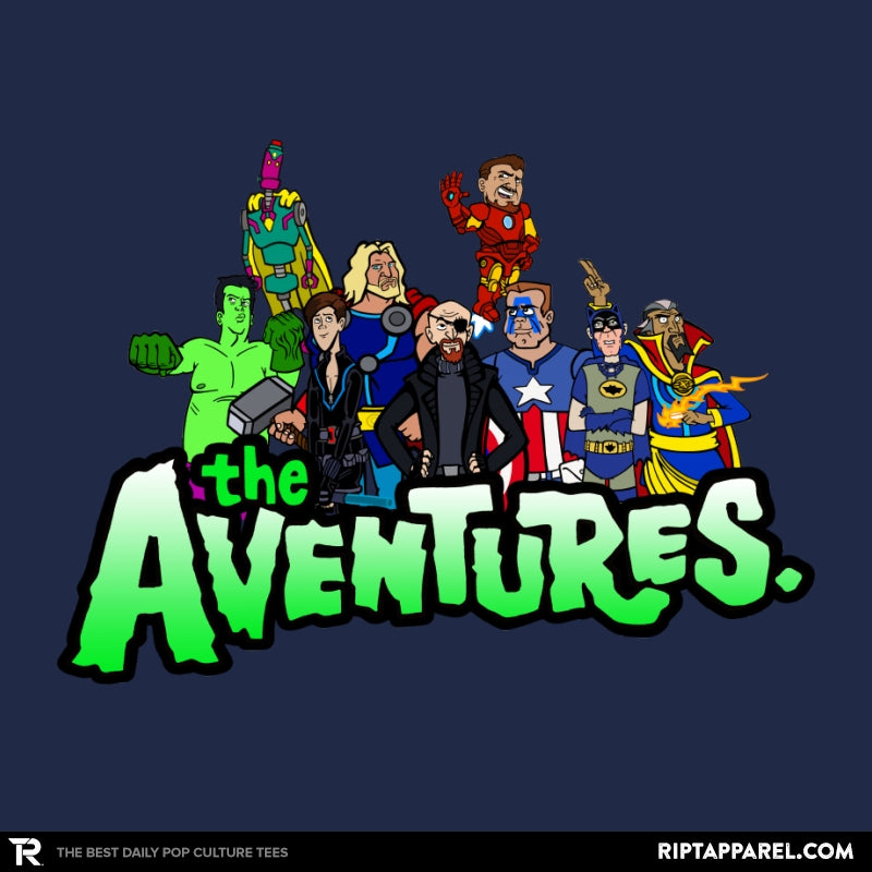 The Aventure Bros - Collection Image - RIPT Apparel