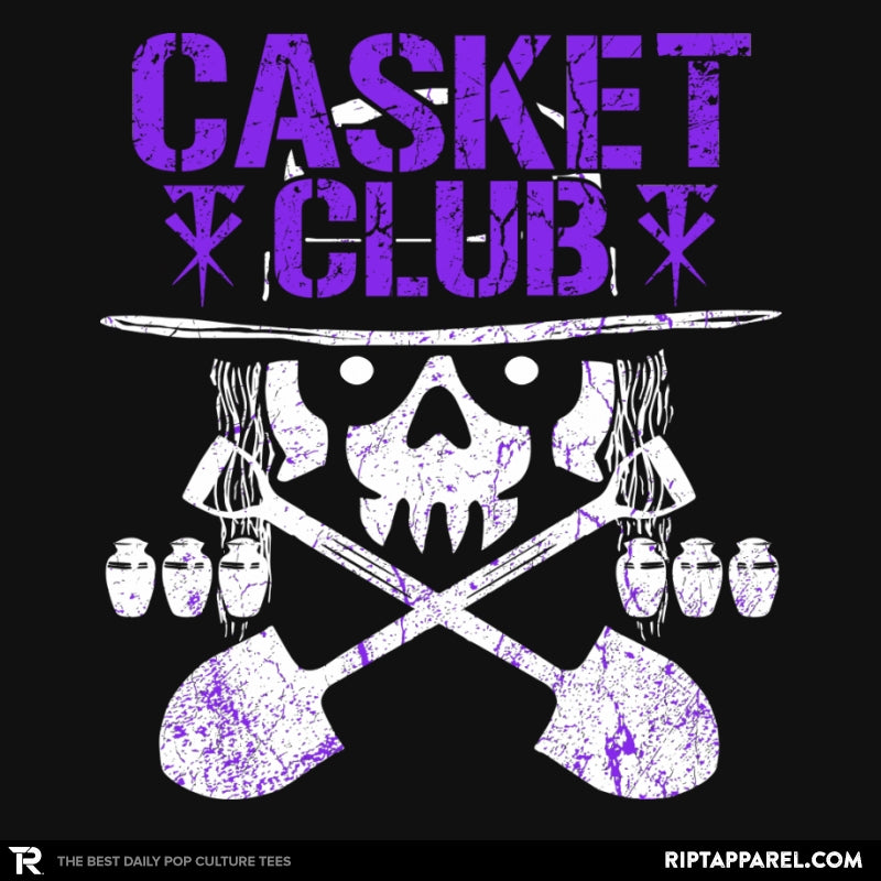 CASKET CLUB Exclusive - RIPT Apparel