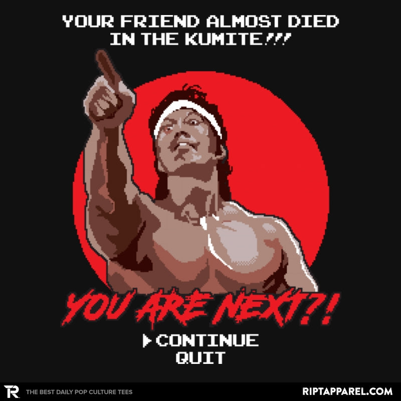 YOU ARE NEXT?! - RIPT Apparel