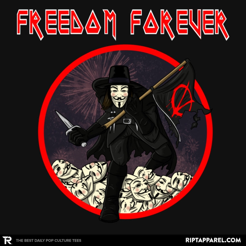 Freedom Forever - RIPT Apparel