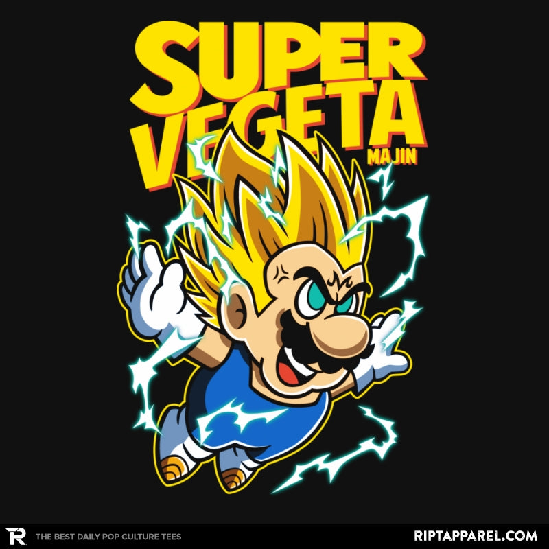 Super Vegeta Bros - Collection Image - RIPT Apparel
