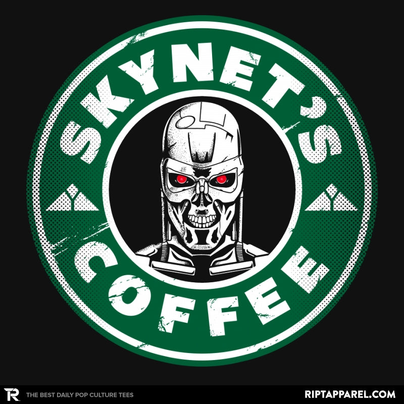 Skynet's Coffee - Collection Image - RIPT Apparel
