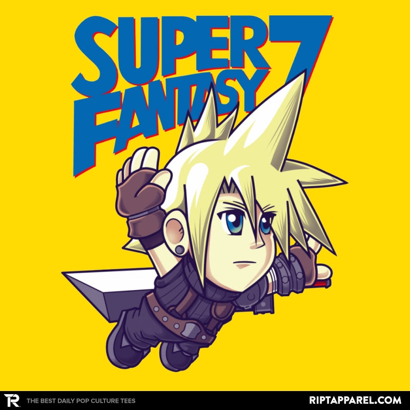 Super Fantasy 7 - Collection Image - RIPT Apparel