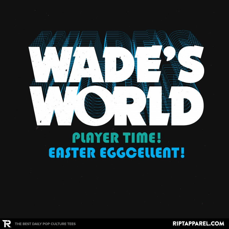 Wade's World - Collection Image - RIPT Apparel