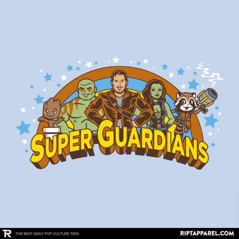 Super Guardians - Awesome Mixtees - Collection Image - RIPT Apparel
