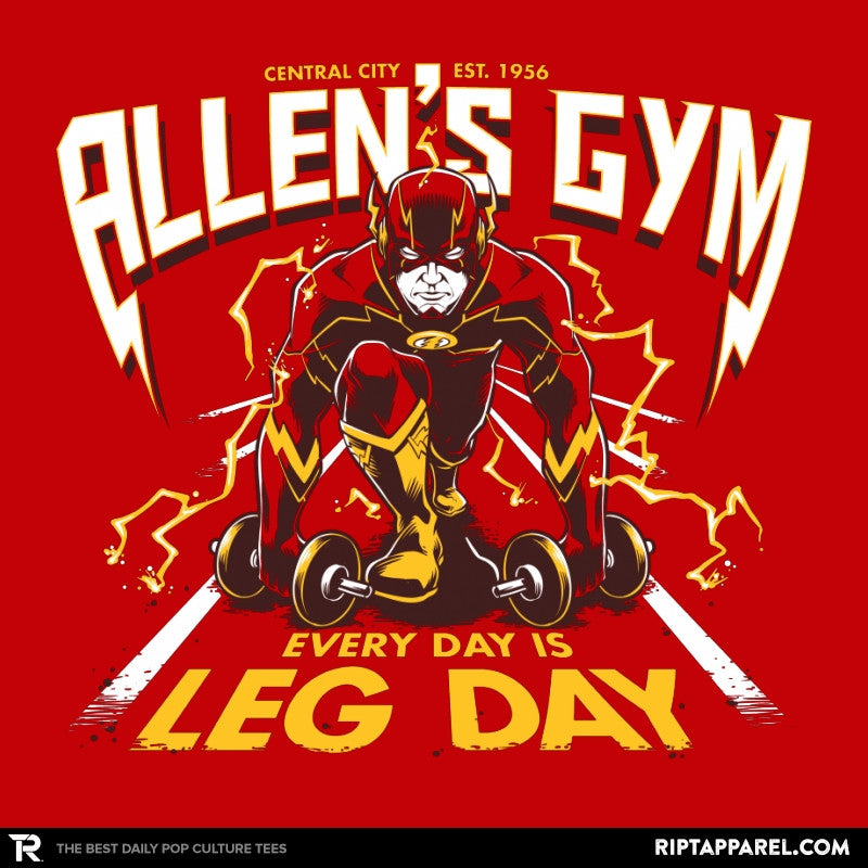 Allen's Gym Exclusive - Collection Image - RIPT Apparel