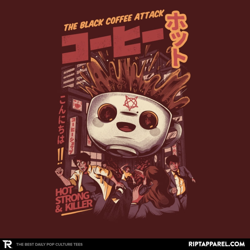 Black Magic Coffee - RIPT Apparel