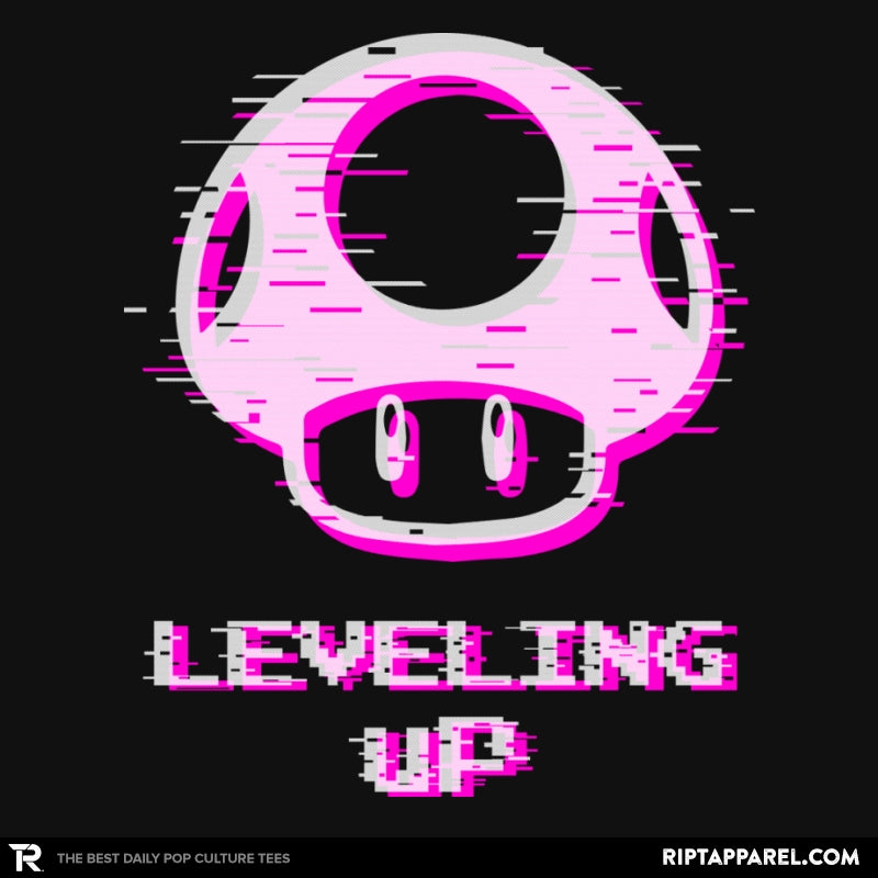 Leveling up - RIPT Apparel