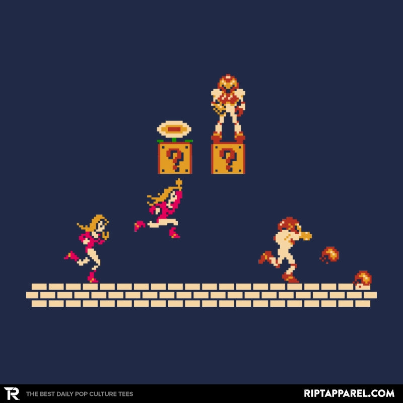 Super Samus Sisters - RIPT Apparel