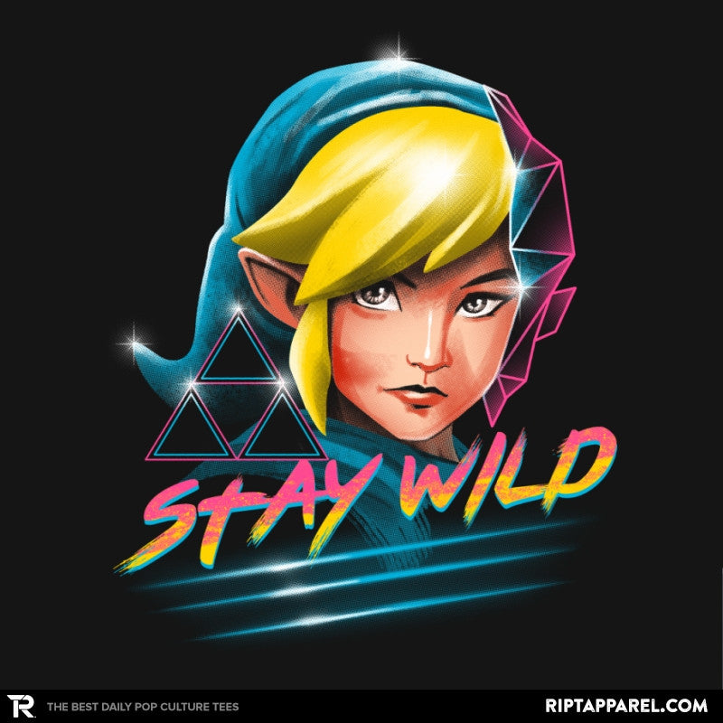 Stay Wild - Collection Image - RIPT Apparel