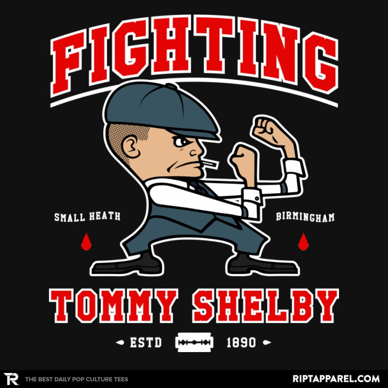 Fighting Shelby - RIPT Apparel