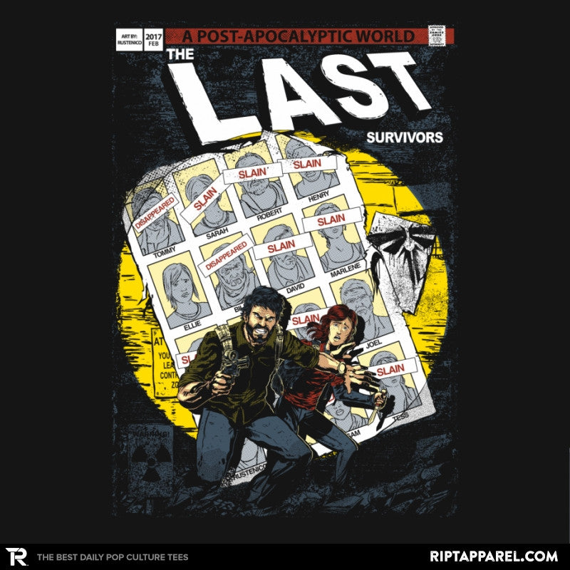 The Last Survivors - Collection Image - RIPT Apparel