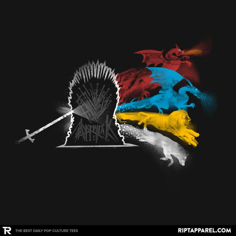 The Dark Side of the Throne - Game of Shirts - RIPT Apparel
