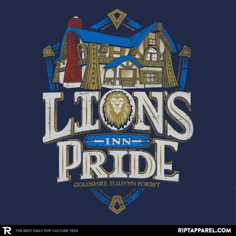 Lion's Pride Inn - Collection Image - RIPT Apparel