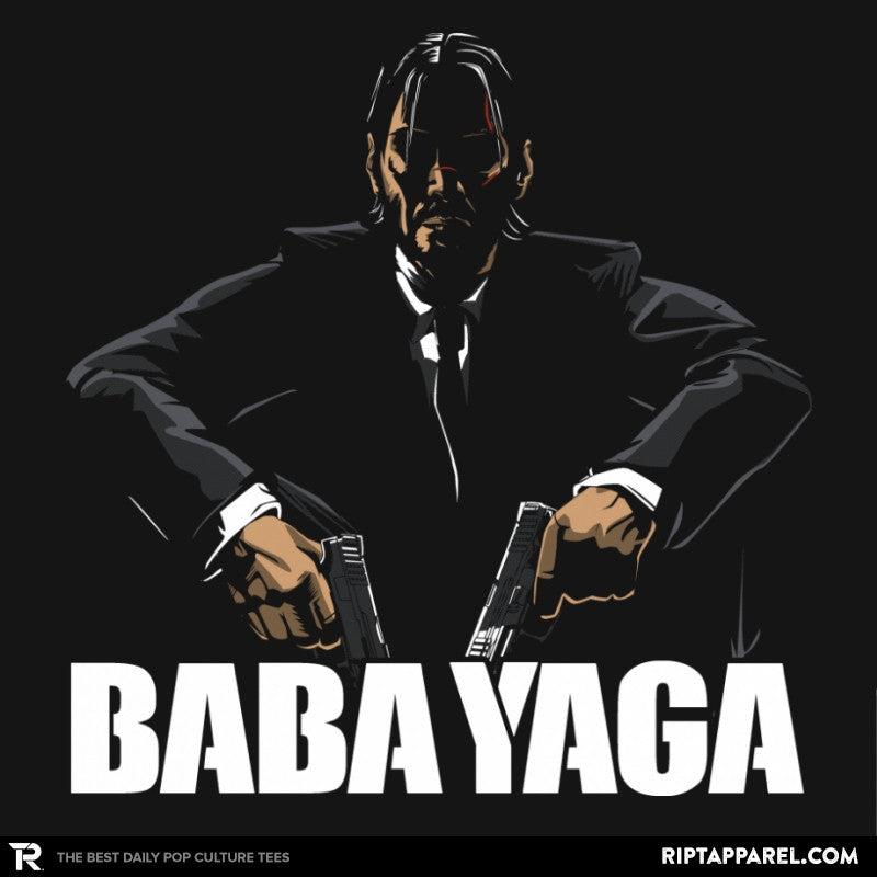 Baba Yaga - Collection Image - RIPT Apparel