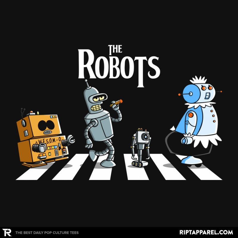 The Robots - RIPT Apparel