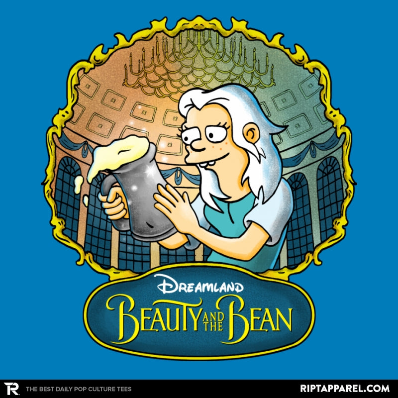 Beauty and the Bean - RIPT Apparel