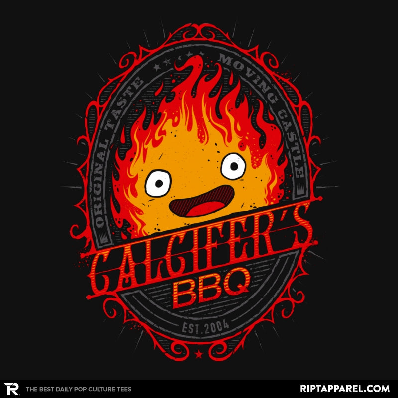 Calcifers BBQ - Collection Image - RIPT Apparel