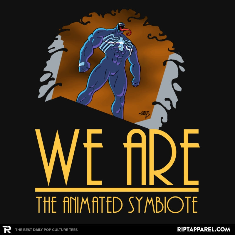 We Are Animated - RIPT Apparel