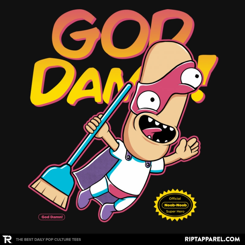 God Damn! - RIPT Apparel
