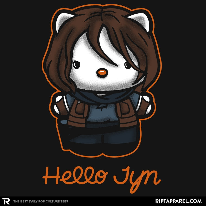Hello Jyn - RIPT Apparel