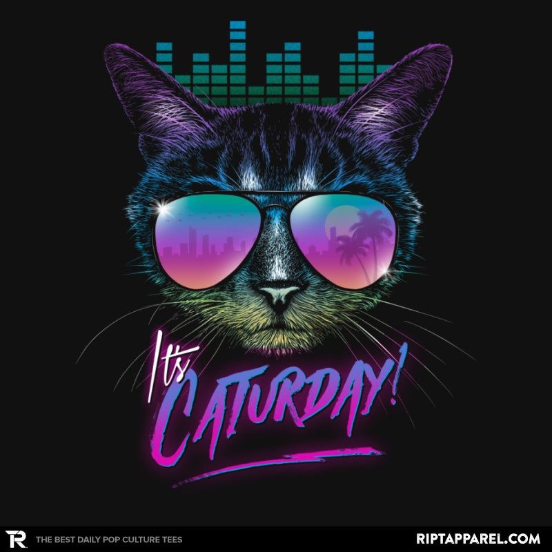 It's Caturday! - RIPT Apparel