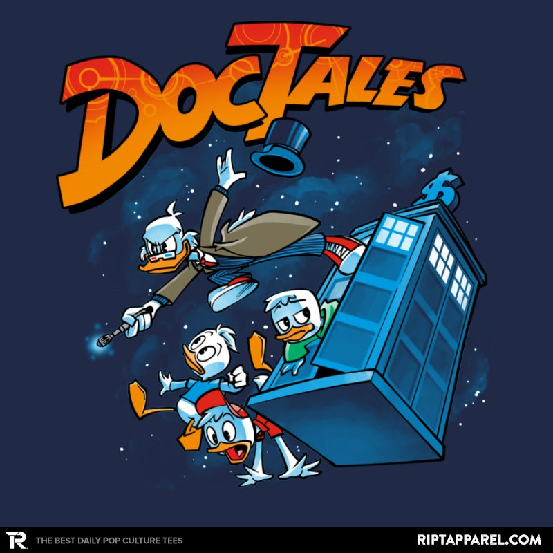 DocTales Reprint - Collection Image - RIPT Apparel