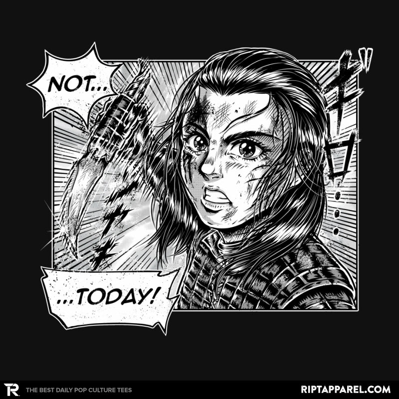 Not Today - RIPT Apparel