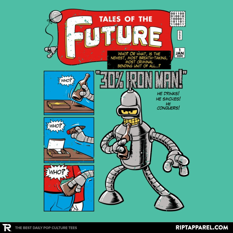 Tales of the Future Exclusive - Collection Image - RIPT Apparel