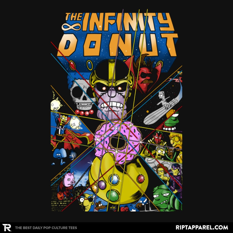 Infinity Donut - Collection Image - RIPT Apparel