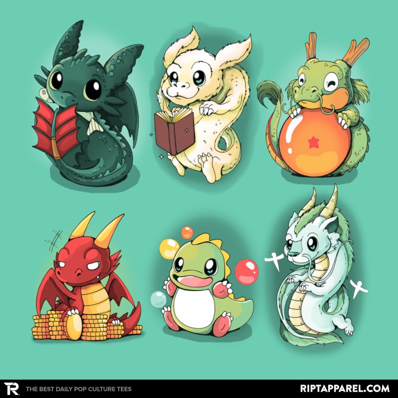 Nerd Dragons - Collection Image - RIPT Apparel