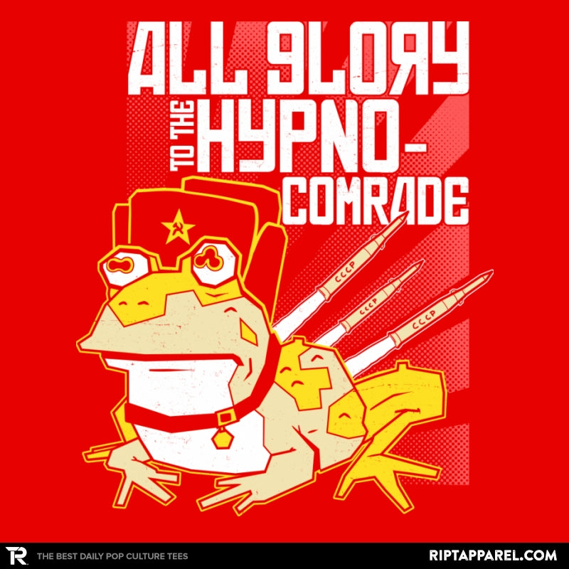 Hypno Comrade Exclusive - Collection Image - RIPT Apparel