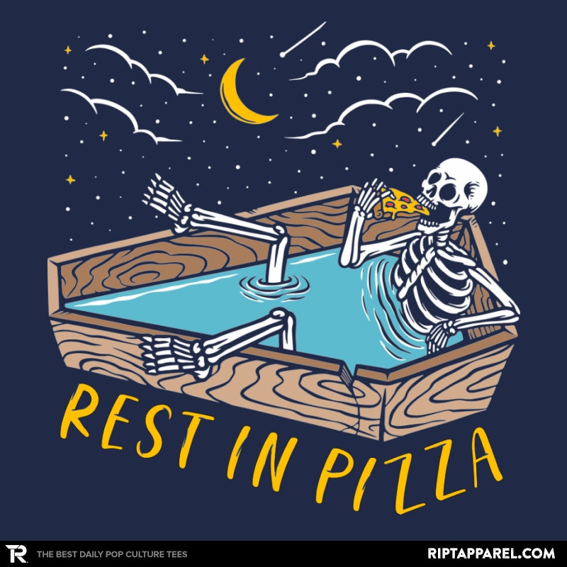 Rest In Pizza - Collection Image - RIPT Apparel