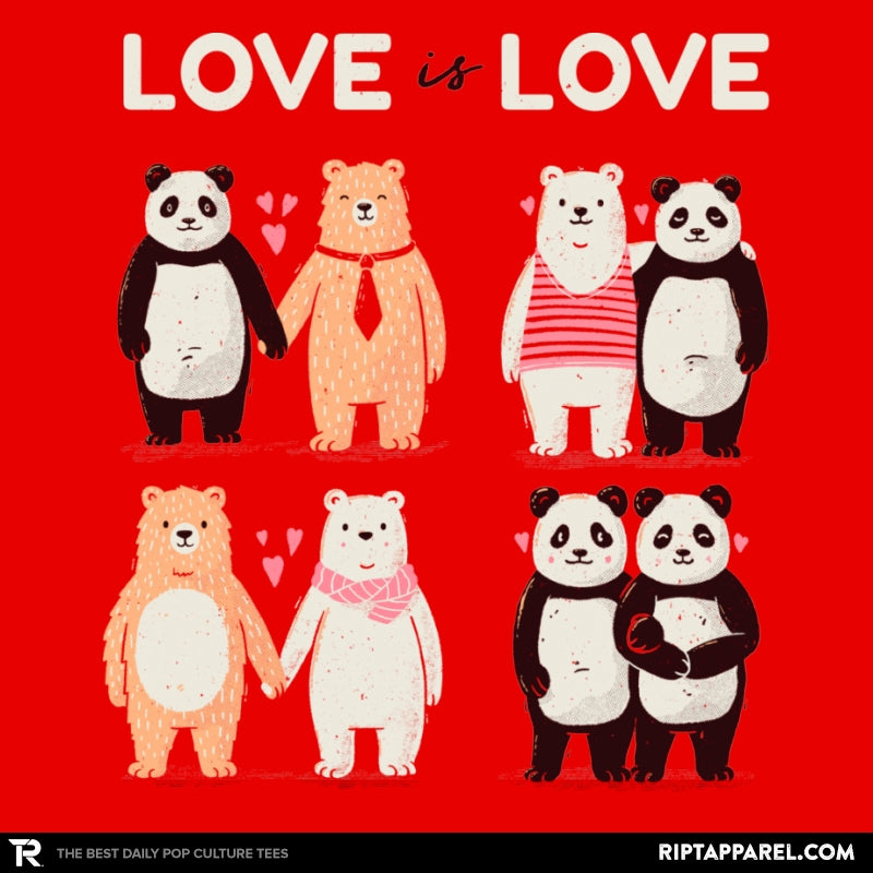 Love Is Love - RIPT Apparel