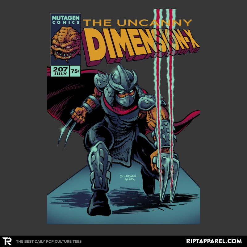 The Uncanny Dimension-X - RIPT Apparel