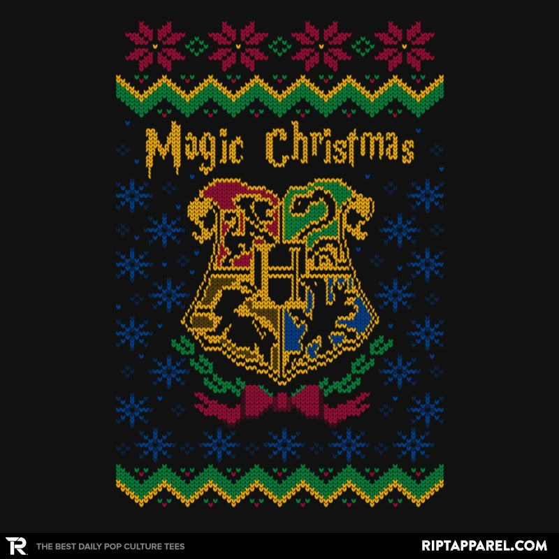Magical Christmas - Ugly Holiday - RIPT Apparel