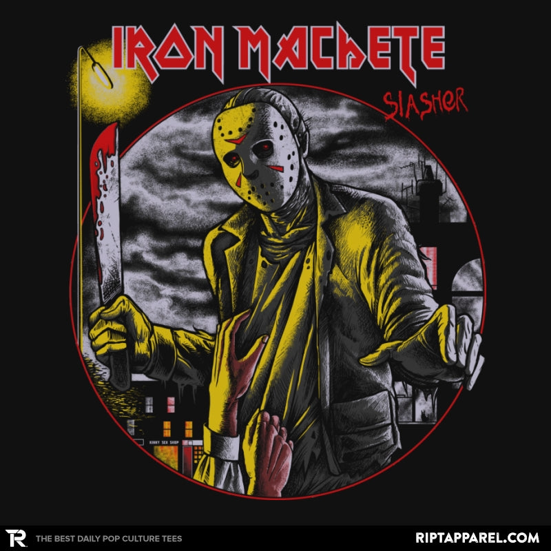 Iron Machete - Collection Image - RIPT Apparel