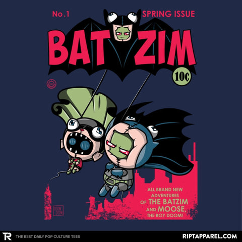 BatZim Exclusive - 90s Kid
