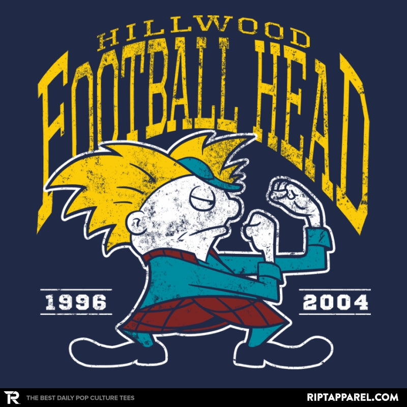 Football Head - RIPT Apparel