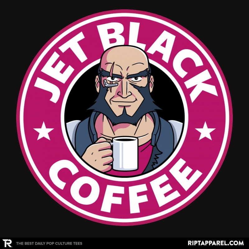 Jet Black Coffee - RIPT Apparel