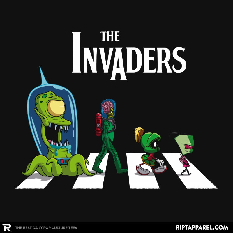The Invaders - Collection Image - RIPT Apparel
