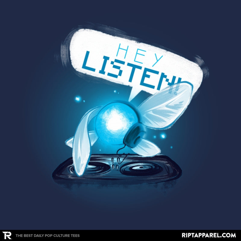 Hey Listen! - Art Attack - RIPT Apparel