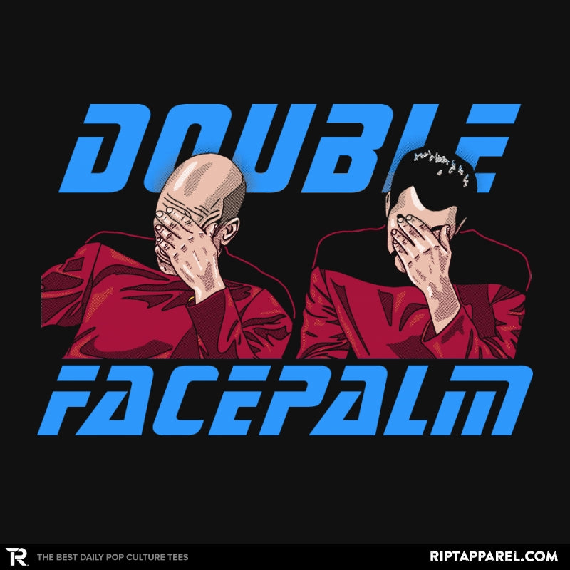 Double Facepalm - RIPT Apparel