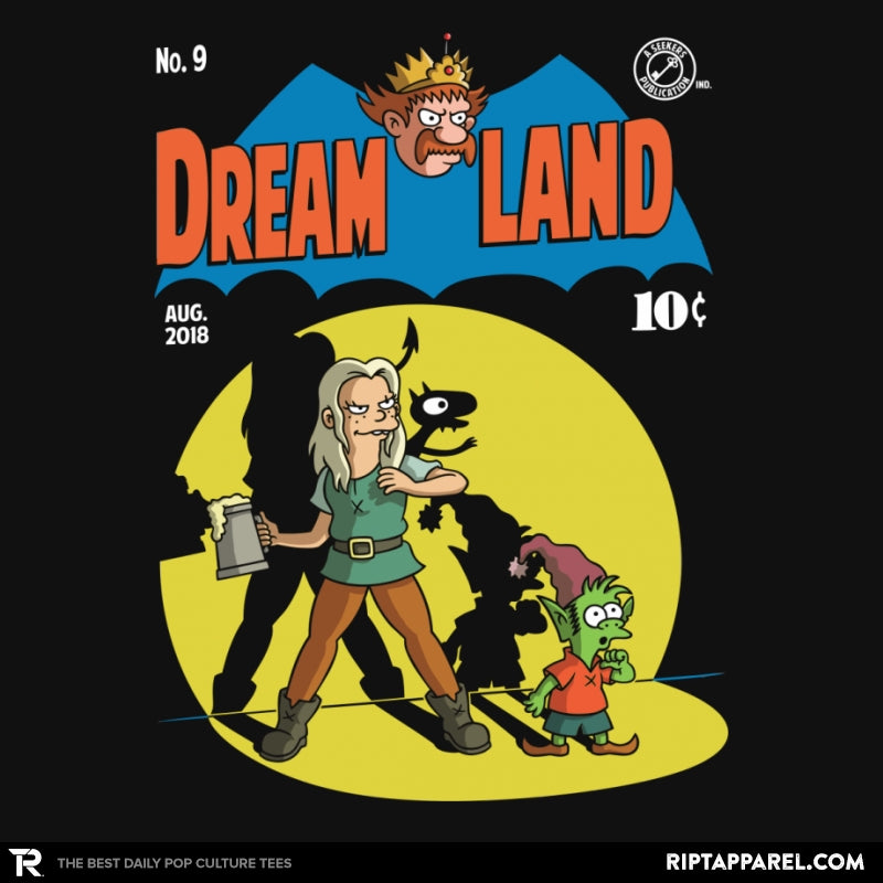 DREAMLAND - Collection Image - RIPT Apparel