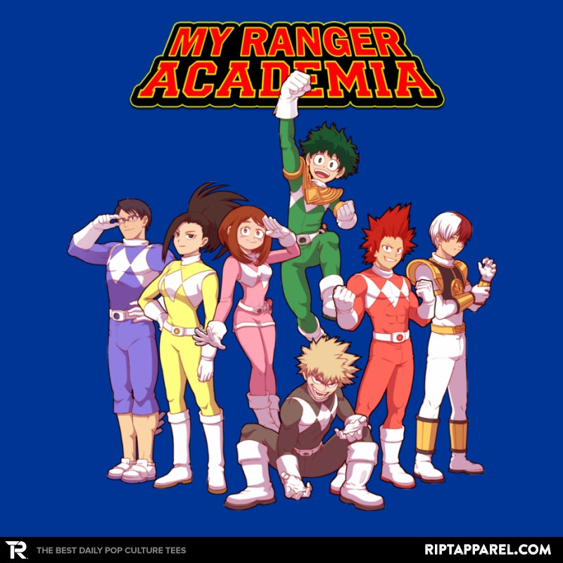My Ranger Academia - Collection Image - RIPT Apparel